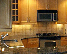 Under Cabinet Lighting sussex county nj
