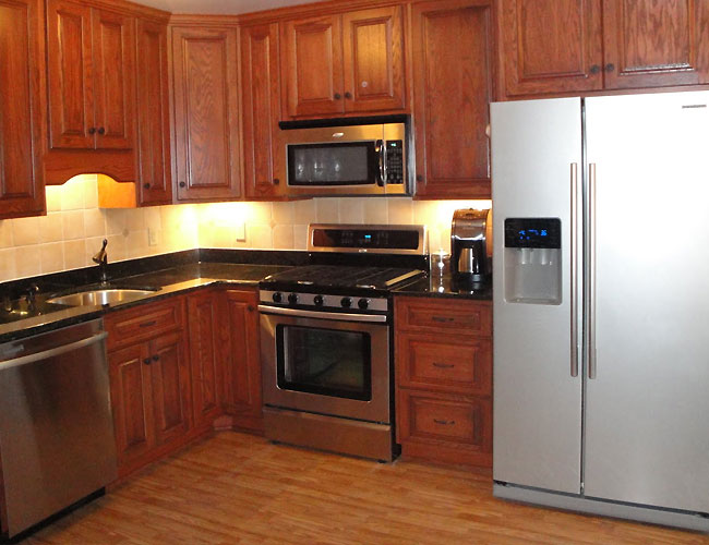 Kitchen Under Cabinet Lighting Photos - mount olive nj