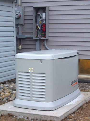Generac Generator Installation Photos - new jersey