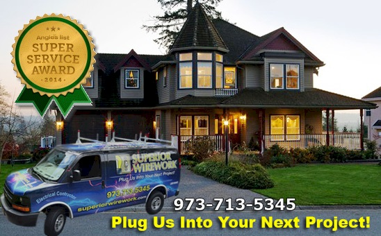 Electrician morris county njElectrician Electrical Contractor - Angies List Super Service Award