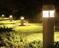 Landscape Lighting harding nj