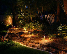 Landscape Lighting sussex county nj