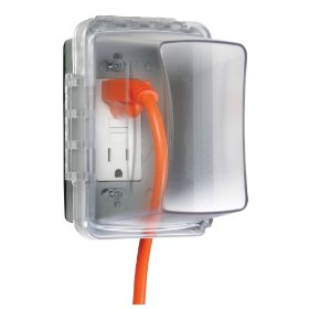 I Have Gfci Receptacles In My Switches And Outlets Kitchen Bathrooms Can Install The Same Kind Of Outside Outdoor
