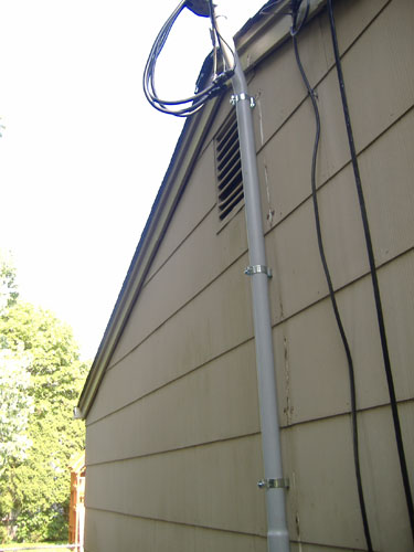 Electric Service Upgrade Installation Photos - long ill nj